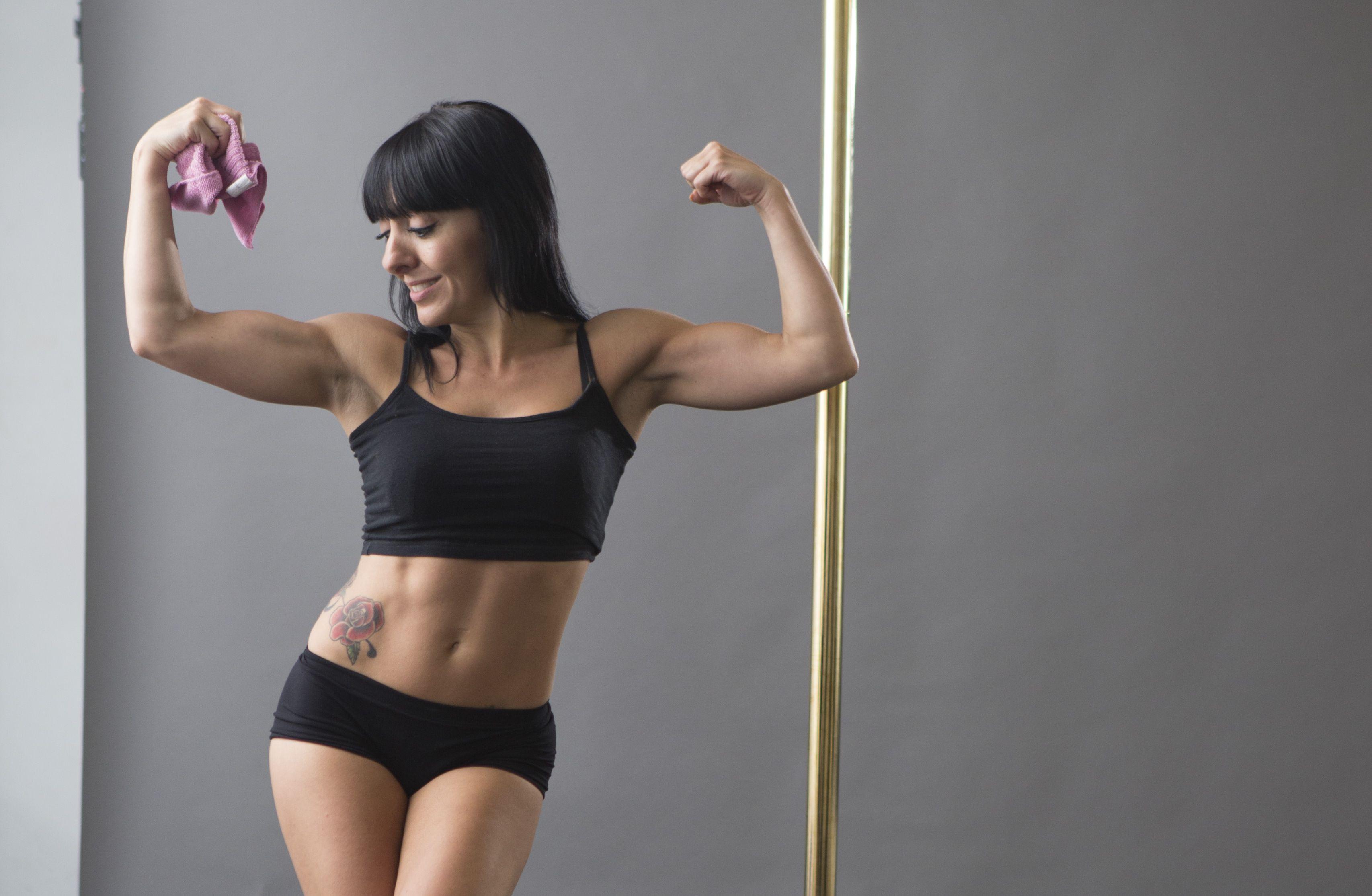 Stripper fitness classes